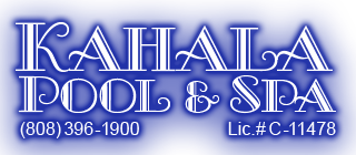 Kahala Pool & Spa | Honolulu, Hawaii | Swimming Pool Contractor | Tiling | Service | Equipment